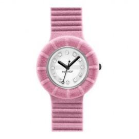 Orologio Hip Hop rosa donna HWU0144