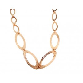 Zoppini copper stainless steel, necklace ledies Q1277