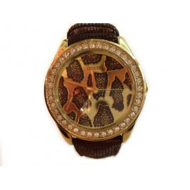 Guess Shimmer animal watch U0056L2