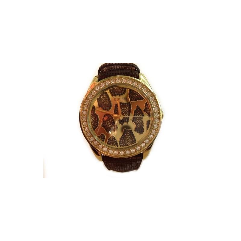 Guess Shimmer animal watch U0056L2