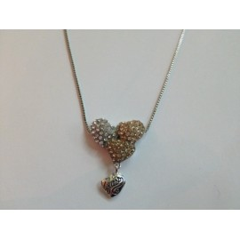 Stainless steel woman necklace UBN31