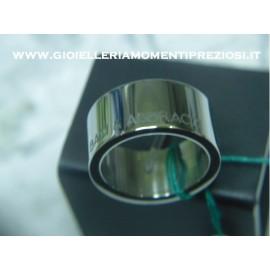 STAINLESS RING BACI & ABBRACCI UNISEX RING