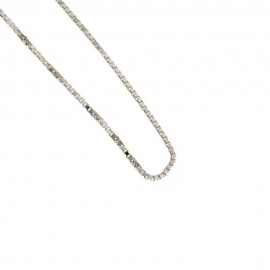 Gold 18k 750/1000 venetian type unisex chain