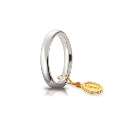 Gold 18 Kt 75071000 unoaerre classic wedding ring